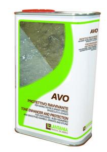 Avo - Kleurverdiepende bescherming voor ongepolijst, gebouchardeerd, gezoet marmer, graniet en steen.